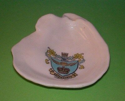 Goss Crested China Colchester Oyster Taunton Crest