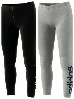 adidas Damen Essentials Linear Pant Leggings Trainingshose S97155