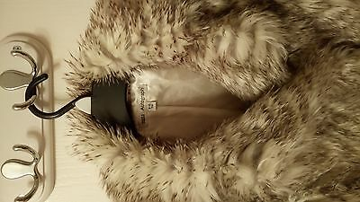 Girl's Fur Jacket