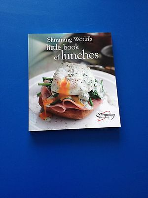 slimming world little book of lunches