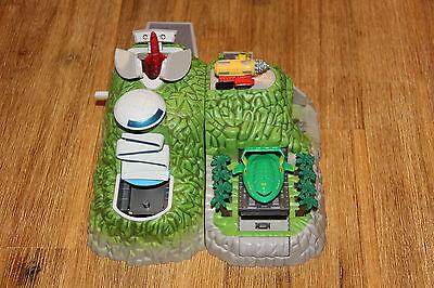 Gerry Anderson Miniatures from Bandai **Thunderbirds Tracy Island**