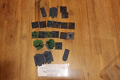 Babylon 5 Miniatures from B5W ACTA **GROPOS Earth Force Special Forces Company**