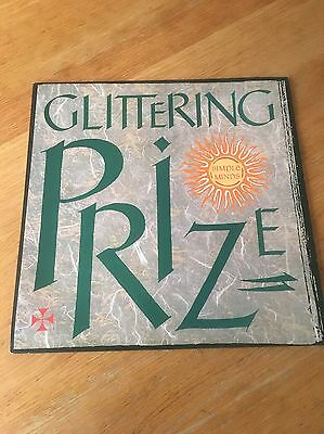 Simple Minds - Glittering Prize - vinyl - Virgin Records 1982