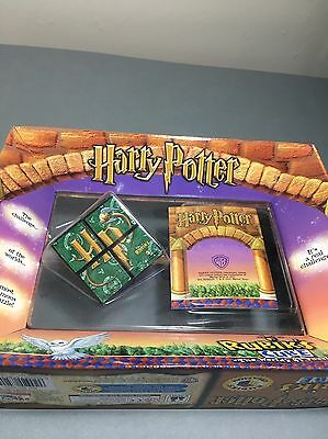 Harry Potter Rubik's Cube In Sealed Packaging Collectors New