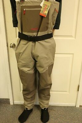 Redington CPX Waders Size Large New In Box WD005
