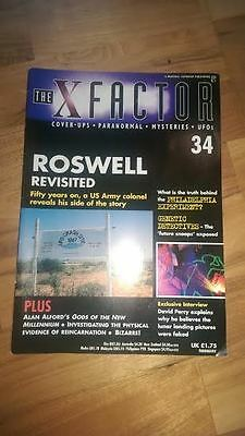 The X Factor Magazine No 34 - Roswell Revisited