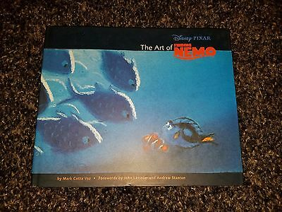 The Art of Finding Nemo - Hardcover Book - Chronicle Books