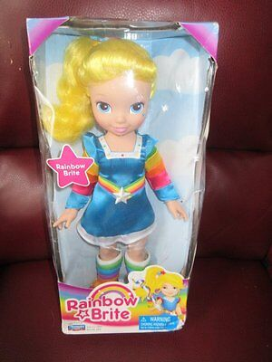 Rainbow Brite Playmates Large Tall Toy Doll In Box NIB New
