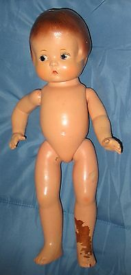 "13"" Patsy Type Compo Doll"