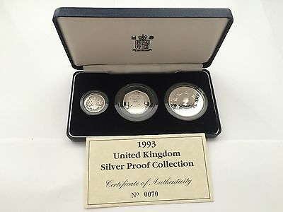 1993 Silver Proof Collection