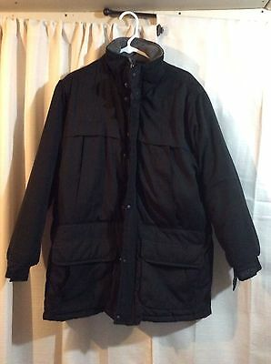 West Wind Black Jacket Men's Medium M