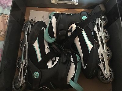 Airwalk Pro Skates Size 8 With Extras