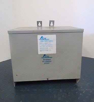 Acme General Purpose Transformer T-2A-53340-1S 480V 9Kva 3-Ph