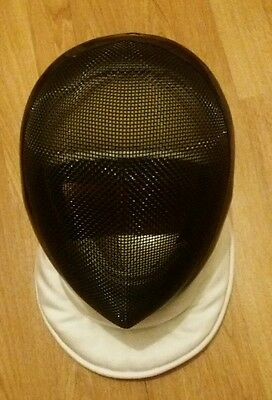 Blades Fencing Mask Small adult 3 weapon Epee Foil Sabre large Child 58 cm