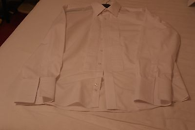 Mens Formal Dress Shirts In White