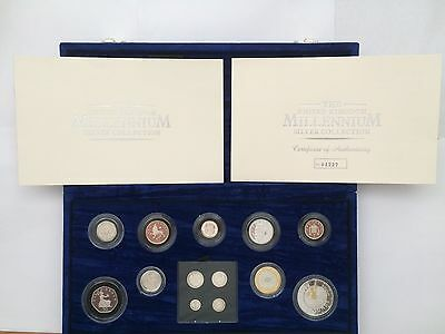 Millenium Silver Proof Collection
