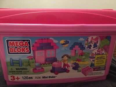 Megablocks Girls Set