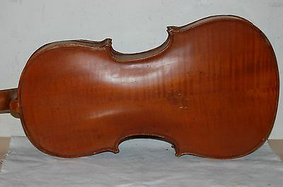 Old German Stradivarius Labeled Violin - 4/4 size (#20)