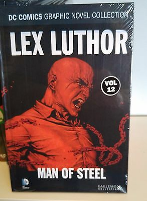 DC Comics Graphic Novel Collection - Lex Luthor Man of Steel
