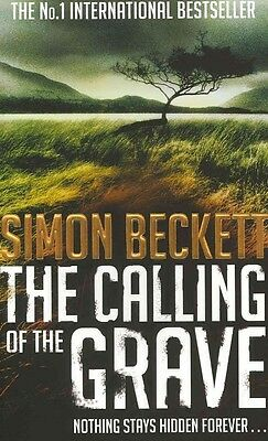 Calling Of The Grave by Simon Beckett Paperback Book (English)