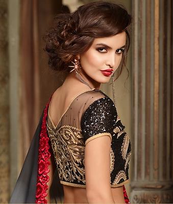 Festive Bollywood Style Indian Traditional Sari/Saree Designer Party Wear