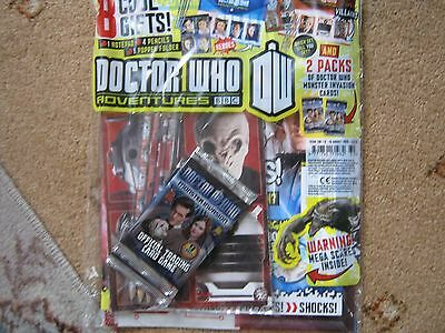 Dr Doctor Who Adventures 281