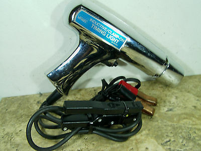 Vintage Tested Montgomery Ward #61-82042 Inductive/Clamp/On Timing Light