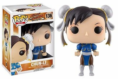 Funko Pop Games Street Fighter Chun-Li Vinyl Action Figure
