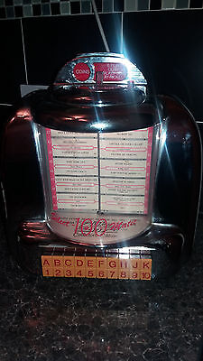Jukebox Wallbox Radio Cassette