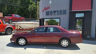 2002 Cadillac DeVille DTS JUST TRADED IN - NICE CADILLAC & CLEAN ! ! * * TRUE NO RESERVE AUCTION * *