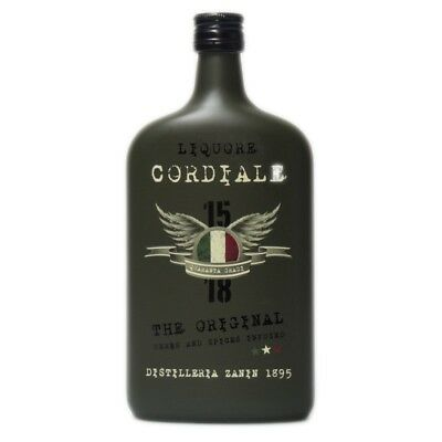 Liquore Cordiale 15 / 18 700ml 40% Vol.