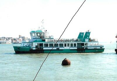 Ship/shipping Photo,ferry Photograph,gosport Crossing Picture At Portsmouth.