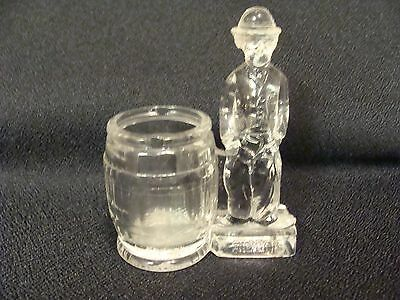 EAPG  Charlie Chaplin Candy Container