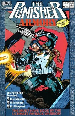 Punisher Armory (1990) #1 VF