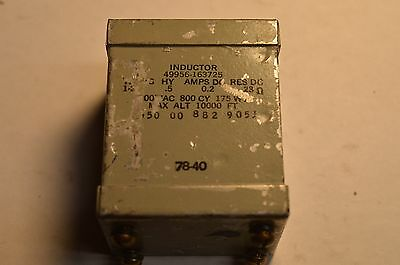 ONE vintage INDUCTOR  electronic part