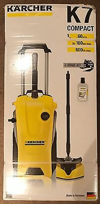 Karcher K7 Compact Home Pressure Washer