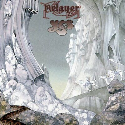 Yes - Relayer (remastered) [New CD] Rmst