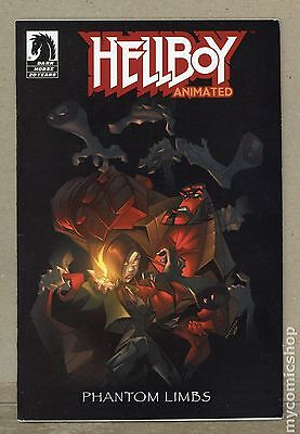 Hellboy Animated Phantom Limbs (2006) #0 NM 9.4
