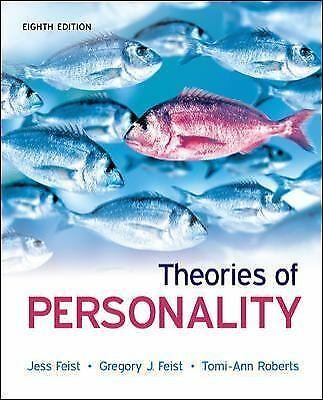 Theories of Personality by Jess Feist Paperback Book (English) Free Shipping