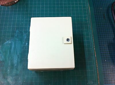 Rittal Industrial Control Panel Enclosure EB1752 Electric, Wiring, Switch Box