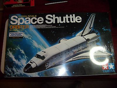 Space Shuttle Tamiya 1/100 Scale, As New