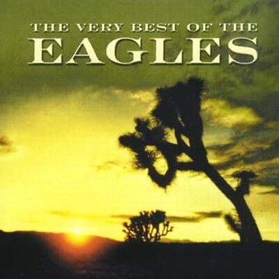 Very Best Of The Eagles - Eagles (2001, CD NEW)