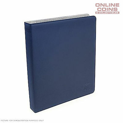 Ultimate Guard SUPREME COLLECTOR'S ALBUM SLIM XENOSKIN - DARK BLUE + 20 PAGES