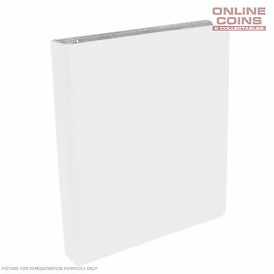 Ultimate Guard SUPREME COLLECTOR'S ALBUM SLIM XENOSKIN - WHITE + 20 PAGES