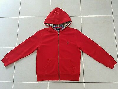 Polo by Ralph Lauren Boys Hoodie Jacket Size M