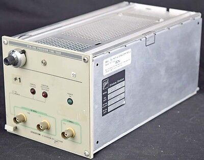 Ball Efratom PTB-100 Precision Time Base Rack Module Plug-In Unit Industrial