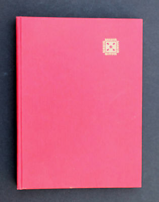 Old Great Britain Stamp Collection 342 USED Vintage MAWIR Stock Book 1800's 1900