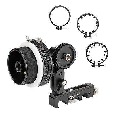 Sevenoak SK-F2X Follow Focus 15mm Rod Support system +3*Gear Ring