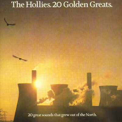 The Hollies - 20 Golden Greats [New CD]