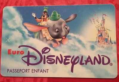 Passeport Disney DUMBO